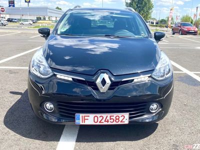 second-hand Renault Clio IV Facelift 1.5d 90Cp 2015 Navi Led