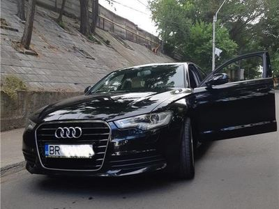 second-hand Audi A6 S-line 3000 cmc
