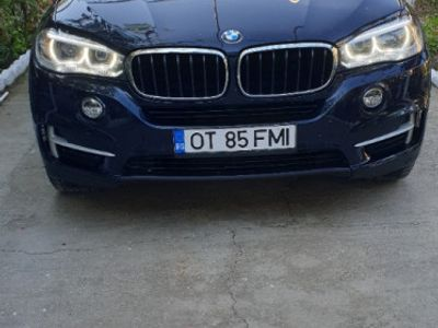 second-hand BMW X5 Model 2017 Proveniență Italia