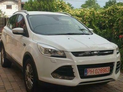 second-hand Ford Kuga MK3