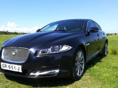 second-hand Jaguar XF 2012 2,2 diesel 163cai