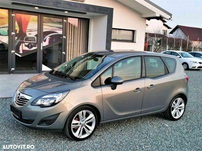 second-hand Opel Meriva 1.4