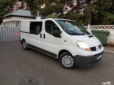 second-hand Renault Trafic 2008, 2.0 DCi, 115 cp, E4, extra-lung, Varia