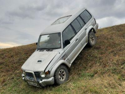 second-hand Mitsubishi Pajero 2.8
