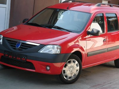 second-hand Dacia Logan MCV - an 2007 luna 10, 1.5 Dci (Diesel)