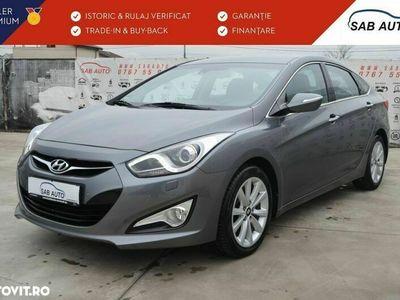 second-hand Hyundai i40 1.7