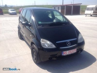second-hand Mercedes A140