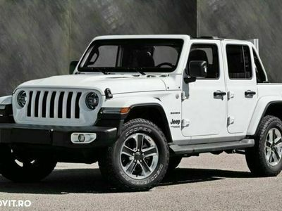 second-hand Jeep Wrangler 2.0