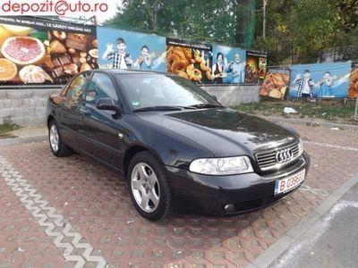 second-hand Audi A4 2001