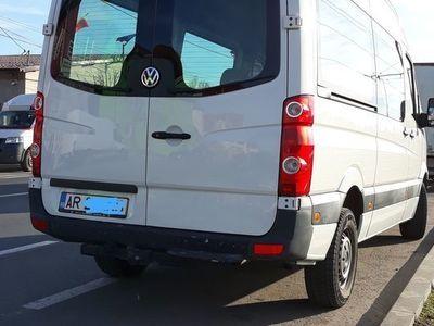 second-hand VW Crafter Cea mai lungă 8+1 locuri