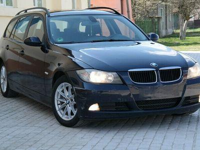 second-hand BMW 320 E91 d - an 2007, 2.0d (Diesel)