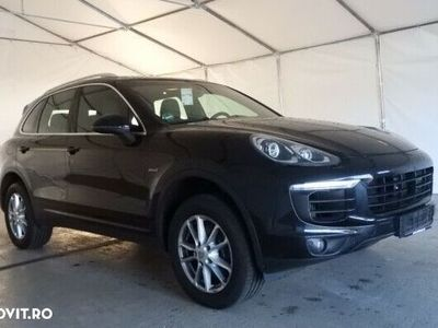 second-hand Porsche Cayenne