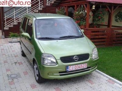 second-hand Opel Agila 2001