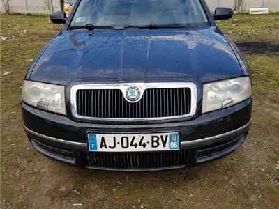 second-hand Skoda Superb 1.9 TDI
