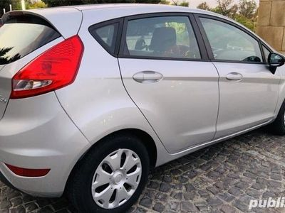 second-hand Ford Fiesta 1.4 DCI, Euro 5