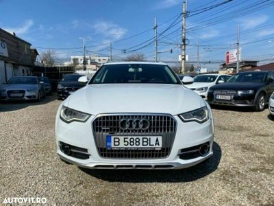 second-hand Audi A6 Allroad quattro