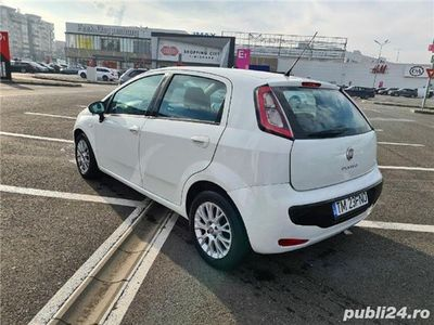 second-hand Fiat Punto Evo