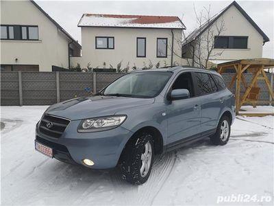 second-hand Hyundai Santa Fe 2.2 crdi, diesel, euro4,