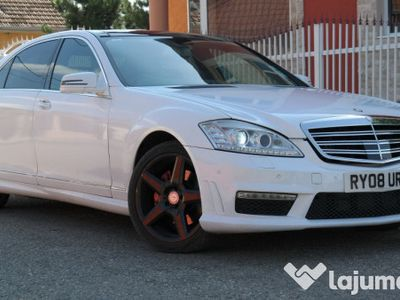 second-hand Mercedes S320 S320 CdiLong, 3.0 Cdi V6 Diesel, an 2008