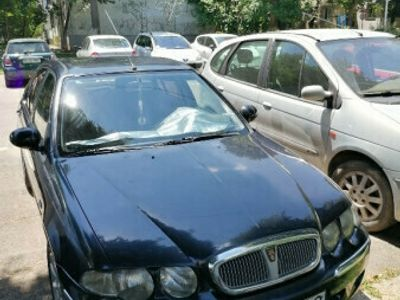 second-hand Rover 45 Inmatriculat RO
