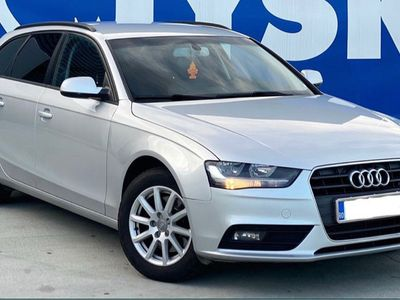 second-hand Audi A4 Facelift //2.0tdi 143 cp//navi//piele//