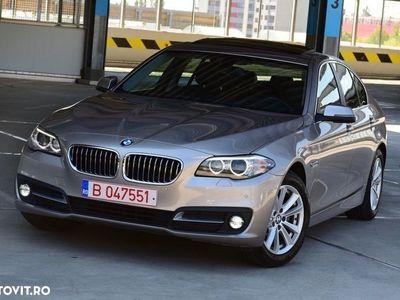 used BMW 520 Seria 5
