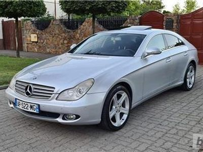 second-hand Mercedes CLS320 AN 2009 MOT 3L CDI 225 CP FULL EXTRASE