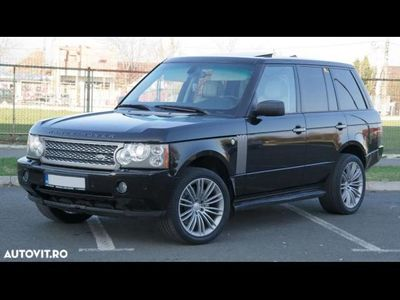 second-hand Land Rover Range Rover Vogue 4x4