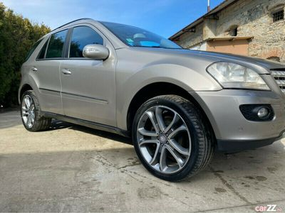 second-hand Mercedes ML320 4 Matic