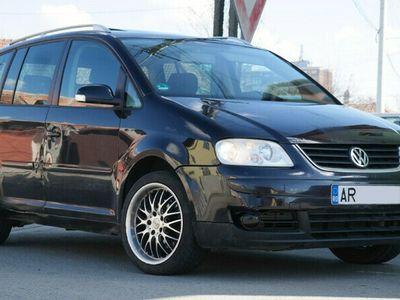second-hand VW Touran 2.0TDI