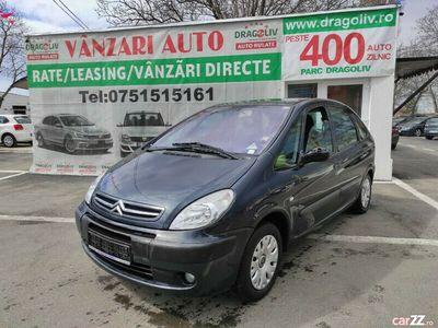 second-hand Citroën Xsara Picasso -2006-climatronic-Finantare rate