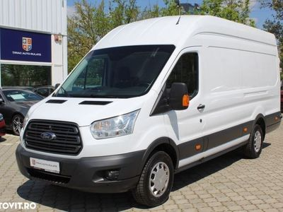 second-hand Ford Transit 2.0 TDCI
