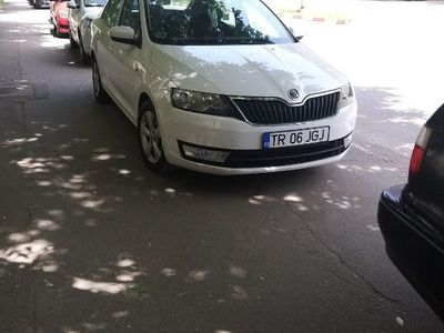 second-hand Skoda Rapid 2014