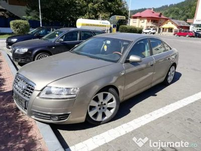 used Audi A6 S line 4x4 motor 3.0