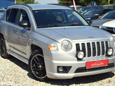 second-hand Jeep Compass RALLYE EDITION 2008 DIESEL - POSIBILITATE RATE