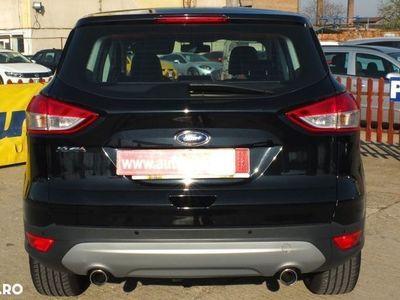 second-hand Ford Kuga Titanium 4X4 din 2014