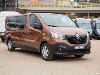 second-hand Renault Trafic 2017