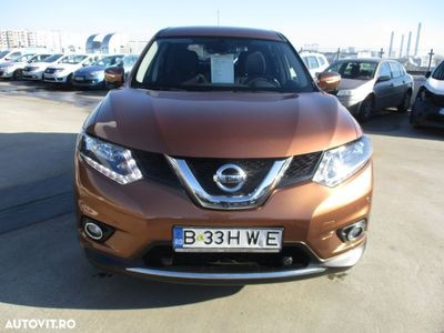 second-hand Nissan X-Trail 1.6 dci 130 cp, posibil in rate fara avans