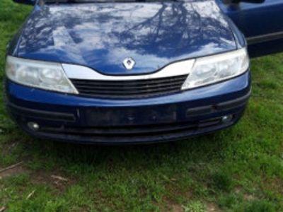 brugt Renault Laguna II 1.9 diesel