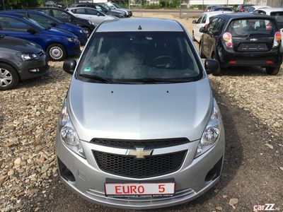 second-hand Chevrolet Spark 2012-euro 5-Posibilitate RATE-