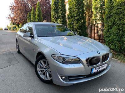 second-hand BMW 520 d 184 Cp 6 viteze an 05/2013 proprietar