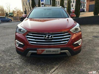second-hand Hyundai Grand Santa Fe 2.2 crdi - 197cp, 2014,xenon,7locuri
