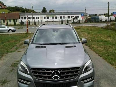 second-hand Mercedes ML250