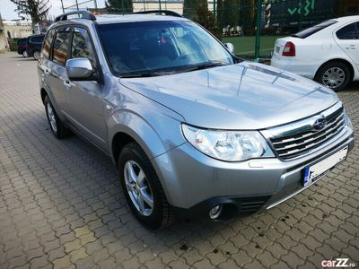 second-hand Subaru Forester SH