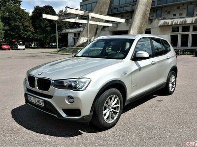second-hand BMW X3 - 2017 - 2.0D - 190 CP - XDrive - Automat - Impecabil