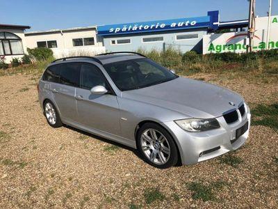 second-hand BMW 320 2008, 2.0d e4 automat, climatronic piele xenon
