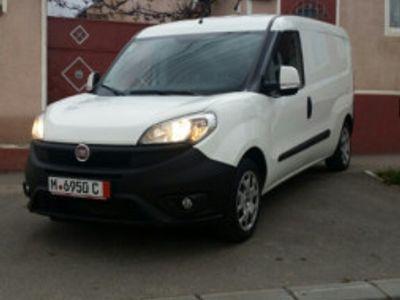 second-hand Fiat Doblò 1,6 d 3 locuri 2015