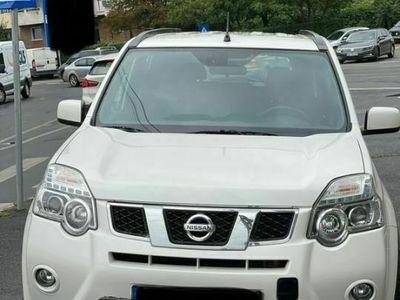 second-hand Nissan X-Trail 2.0