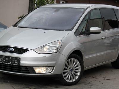 second-hand Ford Galaxy ( Ahambra, Sharan ) 7 locuri GHIA - an 2010