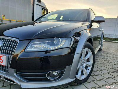 second-hand Audi A4 Allroad quattro 2.0 TDI 170 caii an 2011 euro 5